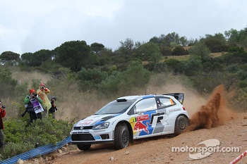 Sebastien Ogier, Julien Ingrassia, Volkswagen Polo WRC, Volkswagen Motorsport