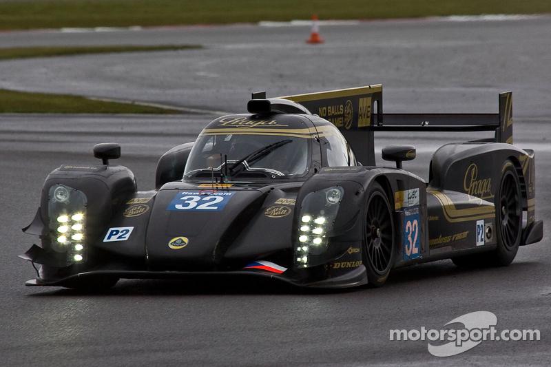 #32 Lotus T128: Thomas Holzer, Dominik Kraihamer, Jan Charouz