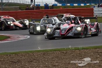 #35 Oak Racing Morgan Nissan: Bertrand Baguette, Ricardo Gonzalez, Martin Plowman