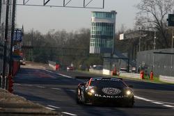 #24 Blancpain Racing Lamborghini LP560-4: Marc A. Hayek, Peter Kox
