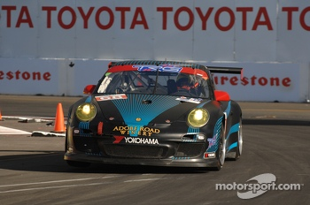#68 TRG Porsche 911 GT3 Cup: Bret Curtis, Craig Stanton