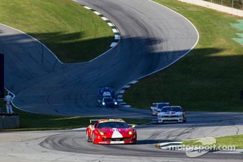 #63 Scuderia Corsa Ferrari 458: Alessandro Balzan, Jeff Westphal
