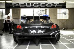 The Peugeot 208 T16