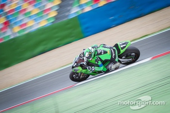 # 11 SRC KAWASAKI: Greg Leblanc, Loris Baz, Jeremy Guarnoni