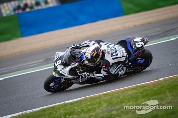 #94 YAMAHA France: David Checa, Kenny Foray, Matthieu Lagrive