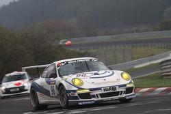 Christian Menzel, Wolfgang Kohler, Manthey-Racing, Porsche 911 GT3 Cup