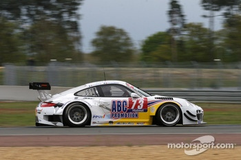#73 ASP Comptition Porsche 911 GT3 R: Jean-Paul Buffin, Philippe Ullmann