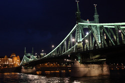 Budapest atmosphere