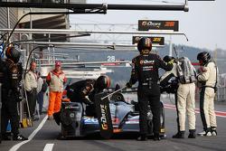 #26 G-Drive Racing  Oreca 03 Nissan: Roman Rusinov, John Martin, Mike Conway