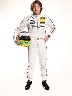 Roberto Merhi, HWA, DTM Mercedes AMG C-Coupé