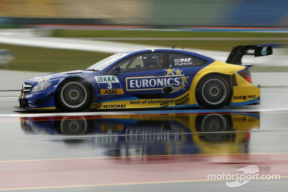 Gary Paffett, HWA, DTM Mercedes AMG C-Coupé