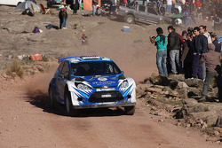 Abdulaziz Al Kuwari and Killian Duffy, Ford Fiesta