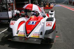 #41 Greaves Motorsport Zytek Z11SN-Nissan: Chris Dyson, Michael Marsal, Tom Kimber-Smith