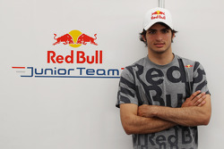 Carlos Sainz Jr., MW Arden GP3 Driver