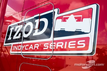 IndyCar Series hauler