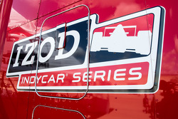 IndyCar Series hauler
