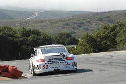 #22 Alex Job Racing Porsche 911 GT3: Cooper MacNeil, Jeroen Bleekemolen