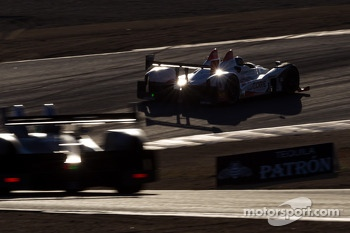#05 CORE Autosport Oreca FLM09: Jon Bennett, Colin Braun