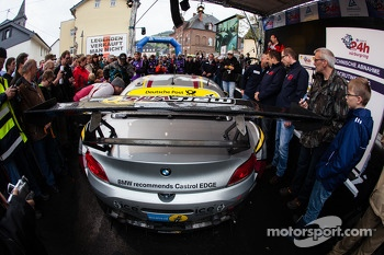 #25 Marc VDS Racing BMW Z4 GT3 (SP9)
