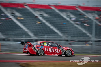 Scott McLaughlin, Team Fujitsu