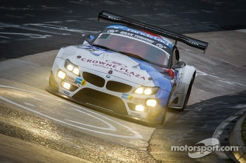 #19 Schubert Motorsport BMW Z4 GT3 (SP9): Jrg Mller, Dirk Mller, Augusto Farfus, Uwe Alzen