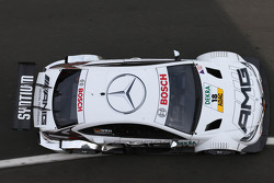 Pascal Wehrlein, Mercedes AMG DTM, DTM Mercedes AMG C-Coupe