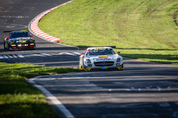 #21 Rowe Racing Mercedes-Benz SLS AMG GT3 (SP9): Marko Hartung, Kenneth Heyer, Christian Hohenadel, Roland Rehfeld