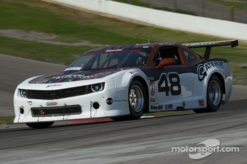 #48 Gateway Racing: Mike McGahern