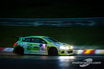 #161 Volkswagen Scirocco TDI (AT): Michael Schmidt, Thomas von Lwis of Menar, Tim Schrick, Aris Varvaroussis