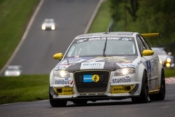 #160 Audi A4 quattro (AT): Thomas Hanisch, Bastian Goercke, Stefan Gies