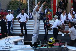 1st place Nico Rosberg, Mercedes AMG F1 W04