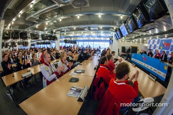 Drivers meeting