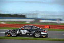 #83 SMG Challenge Porsche 997 GT3 R: Olivier Pla, Eric Clément, Nicolas Armindo