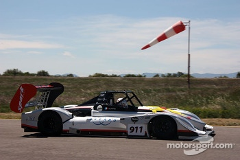 Romain Dumas tests the Norma M20FC PP ahead of Pikes Peak
