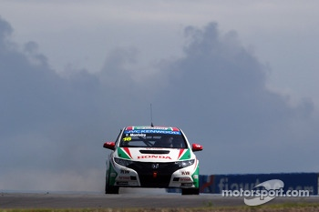 Tiago Monteiro, Honda Civic Super 2000 TC, Honda Racing Team Jas