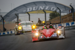#46 Thiriet by TDS Racing Oreca 03-Nissan: Pierre Thiriet, Maxime Martin, Ludovic Badey