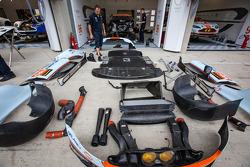 #96 Aston Martin Racing Aston Martin Vantage GTE parts