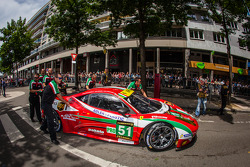 #51 AF Corse Ferrari F458 Italia