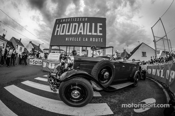 Pontlieue hairpin recreation event
