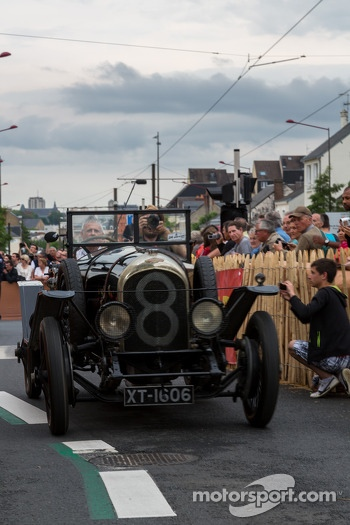 90th anniversary celebration at Virage de Pontlieue