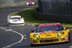 #50 Larbre Compétition Corvette C6 ZR1: Patrick Bornhauser, Julien Canal, Ricky Taylor