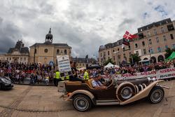Cloudy day for the Grande Parade des Pilotes