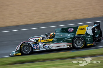 #48 Murphy Prototypes Oreca 03 Nissan: Mark Patterson, Karun Chandhok, Brendon Hartley