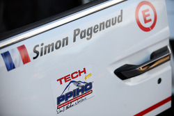 Simon Pagenaud detail