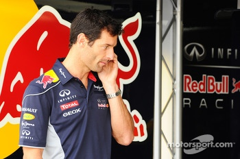 Mark Webber, Red Bull Racing.