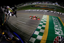 Ty Dillon takes the win