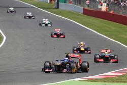Daniel Ricciardo Scuderia Toro Rosso STR8