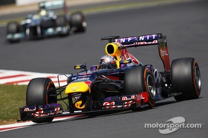 Sebastian Vettel Red Bull Racing RB9