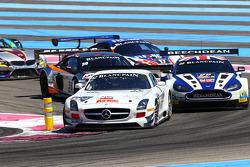 #62 Fortec: ANDREW DANILYW, STEPHEN JELLY, Mercedes SLS AMG GT3