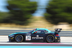 #26 Vita4one Racing Team: Greg Franchi, Stefano Colombo, Franck Kechele, BMW Z4
